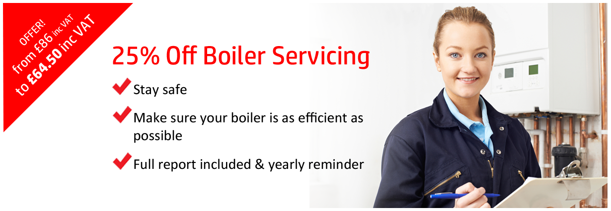 boiler servicing in shropshire
