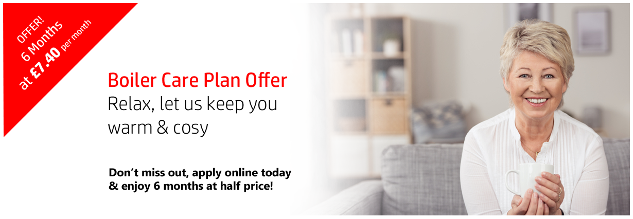 boiler care plan offer shropshire
