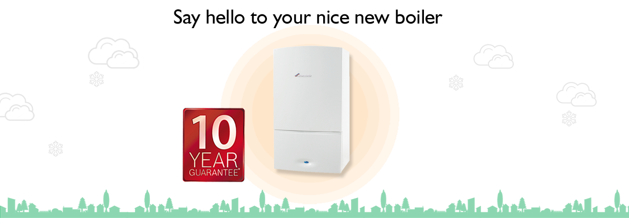 New boiler quotes in shropshire